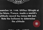 Image of Wright aircraft Le Mans France, 1930, second 6 stock footage video 65675070408