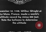 Image of Wright aircraft Le Mans France, 1930, second 9 stock footage video 65675070408