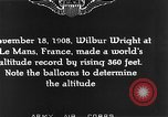 Image of Wright aircraft Le Mans France, 1930, second 12 stock footage video 65675070408