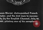 Image of Louis Blériot France, 1909, second 3 stock footage video 65675070412