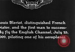 Image of Louis Blériot France, 1909, second 11 stock footage video 65675070412