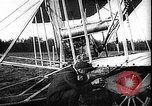 Image of history of aviation France, 1908, second 10 stock footage video 65675070414