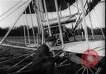 Image of history of aviation France, 1908, second 11 stock footage video 65675070414