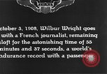 Image of history of aviation France, 1930, second 10 stock footage video 65675070415