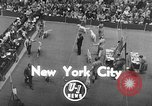 Image of dog show New York United States USA, 1952, second 2 stock footage video 65675070426