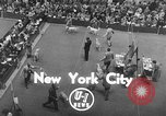 Image of dog show New York United States USA, 1952, second 3 stock footage video 65675070426