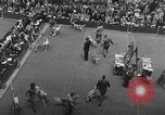 Image of dog show New York United States USA, 1952, second 5 stock footage video 65675070426