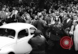 Image of Lyndon B Johnson Berlin West Germany, 1961, second 9 stock footage video 65675070428