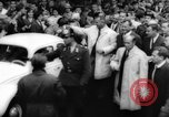 Image of Lyndon B Johnson Berlin West Germany, 1961, second 10 stock footage video 65675070428