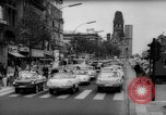 Image of amphibious Amphicar automobiles Germany, 1962, second 6 stock footage video 65675070436