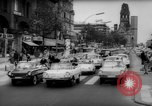 Image of amphibious Amphicar automobiles Germany, 1962, second 7 stock footage video 65675070436