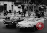 Image of amphibious Amphicar automobiles Germany, 1962, second 9 stock footage video 65675070436