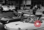 Image of amphibious Amphicar automobiles Germany, 1962, second 10 stock footage video 65675070436