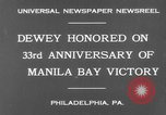 Image of Manila Bay victory day United States USA, 1931, second 4 stock footage video 65675070439