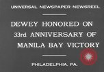 Image of Manila Bay victory day United States USA, 1931, second 5 stock footage video 65675070439