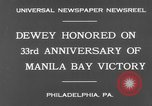 Image of Manila Bay victory day United States USA, 1931, second 6 stock footage video 65675070439