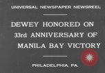 Image of Manila Bay victory day United States USA, 1931, second 7 stock footage video 65675070439