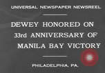 Image of Manila Bay victory day United States USA, 1931, second 8 stock footage video 65675070439