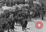 Image of May Day Parade New York United States USA, 1931, second 11 stock footage video 65675070443