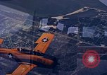 Image of North American T-28 training planes United States USA, 1963, second 1 stock footage video 65675070447