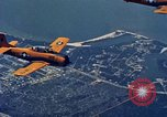 Image of North American T-28 training planes United States USA, 1963, second 4 stock footage video 65675070447