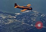 Image of North American T-28 training planes United States USA, 1963, second 5 stock footage video 65675070447