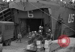 Image of Landing Ship Tank European Theater, 1944, second 8 stock footage video 65675070457