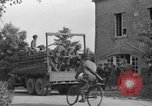 Image of American soldiers France, 1944, second 7 stock footage video 65675070460