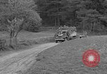 Image of US troops move through villages of Unter-Diessen and Oberdiessen, Bava Unter-Diessen Germany, 1945, second 11 stock footage video 65675070469