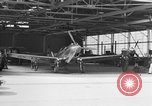 Image of New Curtiss P-40 aircraft Buffalo New York  United States USA, 1942, second 2 stock footage video 65675070471