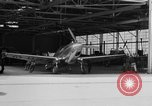 Image of New Curtiss P-40 aircraft Buffalo New York  United States USA, 1942, second 10 stock footage video 65675070471