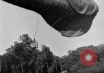 Image of observation balloon Alsace France, 1918, second 5 stock footage video 65675070479