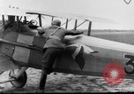 Image of French Spad VII C 1 aircraft Grandvilliers France, 1918, second 3 stock footage video 65675070480