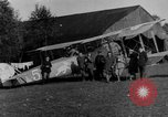Image of Salmson 2 A 2 aircraft Meuse France, 1918, second 1 stock footage video 65675070481