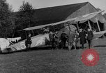 Image of Salmson 2 A 2 aircraft Meuse France, 1918, second 2 stock footage video 65675070481