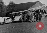 Image of Salmson 2 A 2 aircraft Meuse France, 1918, second 3 stock footage video 65675070481