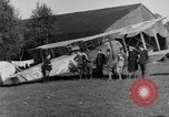 Image of Salmson 2 A 2 aircraft Meuse France, 1918, second 4 stock footage video 65675070481