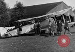 Image of Salmson 2 A 2 aircraft Meuse France, 1918, second 9 stock footage video 65675070481