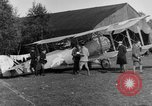 Image of Salmson 2 A 2 aircraft Meuse France, 1918, second 11 stock footage video 65675070481
