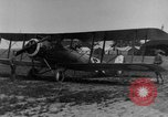 Image of French aircraft France, 1918, second 8 stock footage video 65675070485