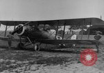 Image of French aircraft France, 1918, second 9 stock footage video 65675070485