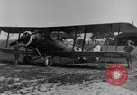 Image of French aircraft France, 1918, second 12 stock footage video 65675070485