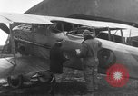 Image of Spad 11 aircraft France, 1918, second 5 stock footage video 65675070486