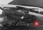 Image of Spad 11 aircraft France, 1918, second 8 stock footage video 65675070486