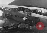 Image of Spad 11 aircraft France, 1918, second 10 stock footage video 65675070486
