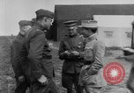 Image of American officers France, 1918, second 2 stock footage video 65675070487