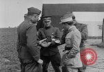 Image of American officers France, 1918, second 3 stock footage video 65675070487