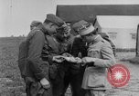 Image of American officers France, 1918, second 5 stock footage video 65675070487