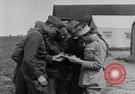 Image of American officers France, 1918, second 7 stock footage video 65675070487