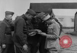 Image of American officers France, 1918, second 9 stock footage video 65675070487